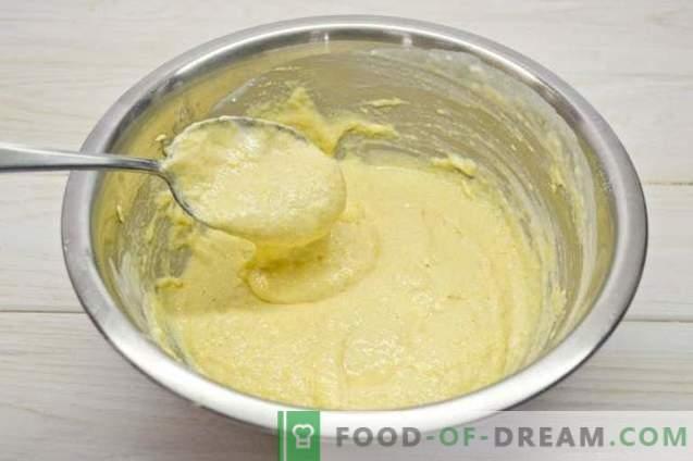 Placki kukurydziane - naleśniki na kefirze z mąką kukurydzianą
