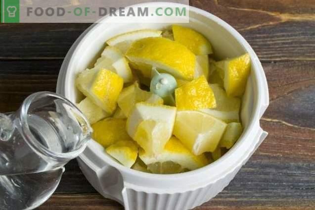 Dżem cytrynowy - szybki przepis