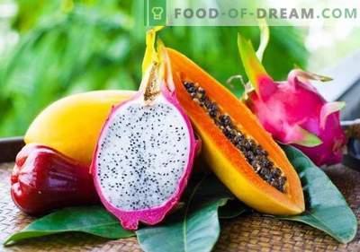 15 owoców tropikalnych, które zdecydowanie powinieneś spróbować