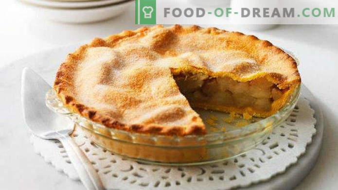 Jak gotować jabłko w piekarniku, przepisy