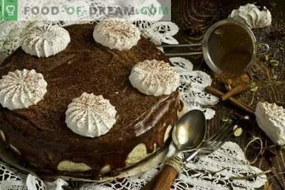 Ciasto czekoladowe z prawoślazu