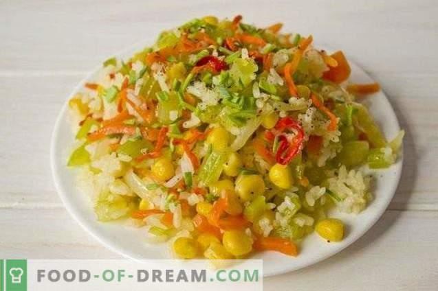 Ryż pekiński z warzywami