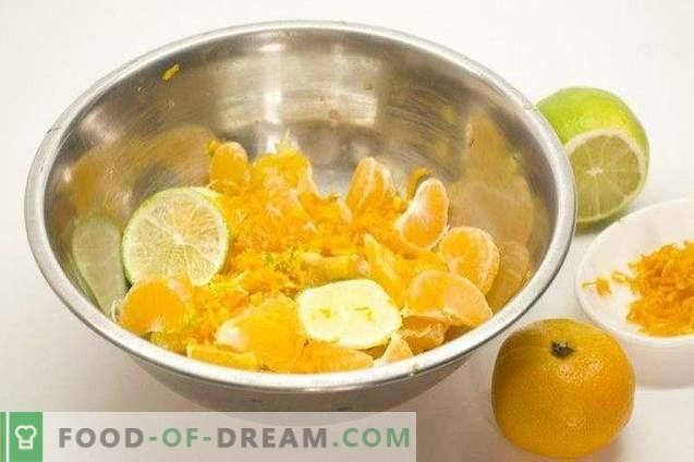 Pomarańczowe kurdyjskie tartlets