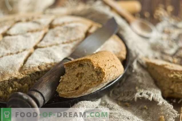 Irlandzki Przaśny Chleb