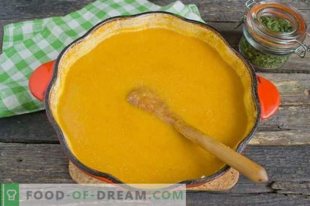 Zupa kremowa z cukinią i kurczakiem