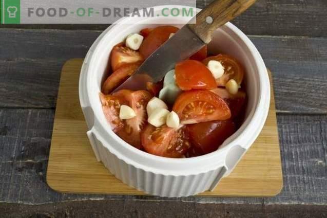 Klopsiki z sosem pomidorowym i słodką papryką