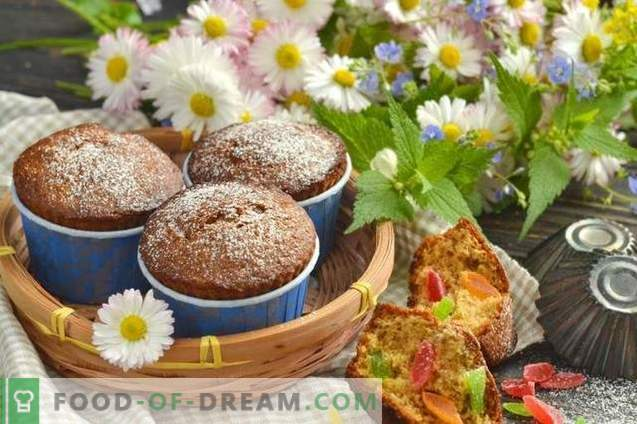 Candied Muffins
