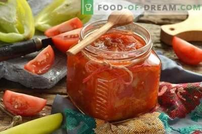 Peppers and Tomato Lecho - jak w dzieciństwie