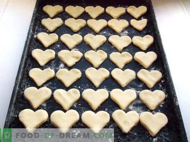 Valentine Cookies na Walentynki