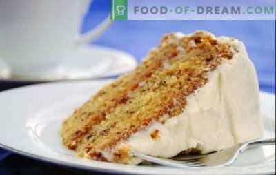 Biszkopt ze skondensowanym mlekiem - stwórz swoje arcydzieło! Przepisy z oryginalnych ciastek biszkoptowych ze skondensowanym mlekiem