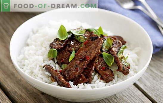 Tajskie mięso jest egzotyczne w twojej kuchni. Najlepsze tajskie przepisy na mięso: kurczak, wołowina, cielęcina, wieprzowina