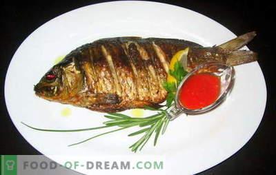 Jak smażyć ryby na patelni: przepisy kulinarne i wskazówki kucharzy. Ile smażyć ryby i jak: kwestia zdrowego odżywiania
