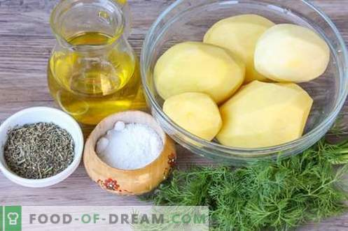 Ziemniaki w stylu wiejskim - świąteczna i ekonomiczna potrawa!