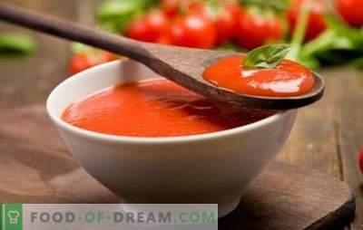 Sos pomidorowy w domu - naturalnie! Domowy sos pomidorowy ze świeżych pomidorów, koncentratu pomidorowego lub soku, z papryką chili, ziołami, czosnkiem