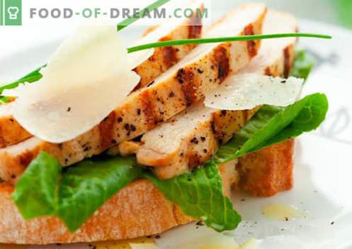 Świąteczne kanapki to najlepsze przepisy. Jak szybko i smacznie gotować świąteczne kanapki.