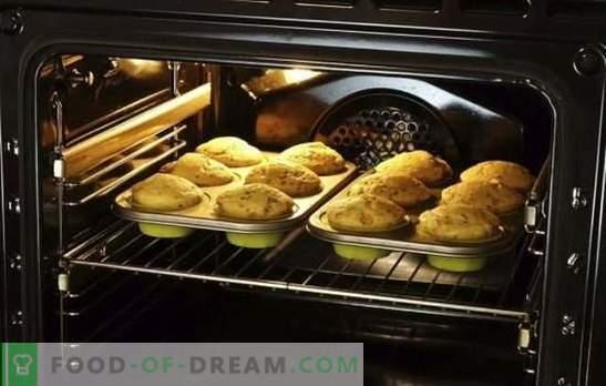 Klasyczne ciastko w piekarniku: tylko sprawdzone przepisy. Zwiewny, puszysty, delikatny klasyczny biszkopt w piekarniku - ucz się!