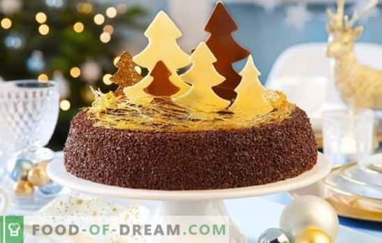 Ciasto noworoczne: proste przepisy na domowe słodycze. Ciasto noworoczne - prosty przepis może być pyszny i świąteczny!