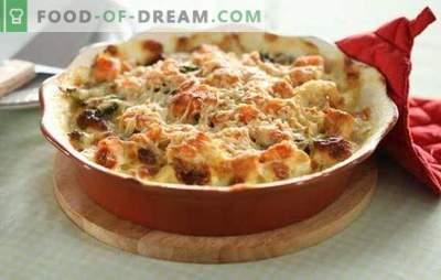 Kalafior z mięsem - łatwość zdrowego posiłku! Proste przepisy na duszony, pieczony, smażony kalafior z mięsem