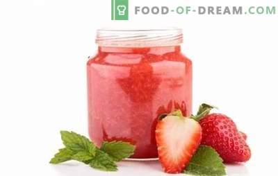 Dżem truskawkowy bez gotowania - to jest zapach lata! Przepisy różnych dżemów truskawkowych bez gotowania na słodkie życie