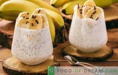 Deser bananowy - w stu procentach tropikalna przyjemność. Przepisy na deser o smaku bananów: stwórz słoneczny nastrój!