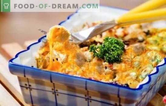"""Pelmeni w piekarniku z serem to nowa wersja """"posiłku kawalerskiego"""". Najlepsze przepisy na ravioli w piekarniku z serem i majonezem"""