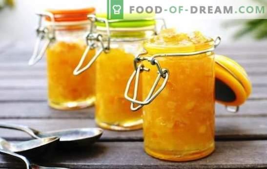 Prosty dżem melonowy z cytryną, cynamonem, arbuzami, jabłkami. Proste przepisy na dżem melonowy na zimę