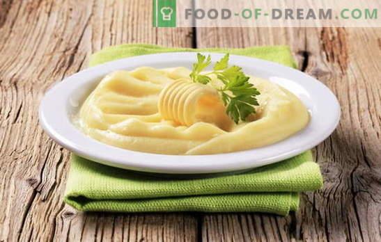 Puree ziemniaczane z jaj to kolejny sposób na zrobienie popularnego przystawki. Puree ziemniaczane z jajkiem, mlekiem i jajkiem, z masłem i jajkiem