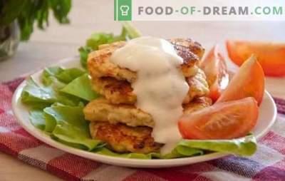 Placki z kurczaka z majonezem - szybsze niż ciasta! Kulinarna awangarda trzeciego tysiąclecia - przepisy na placki z kurczaka z majonezem