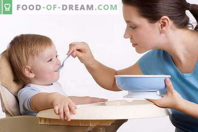 Puree z cukinii do żywności dla niemowląt - najlepsze przepisy. Jak prawidłowo i smacznie puree z cukinii.
