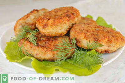 Grechanik - a nourishing and inexpensive dish
