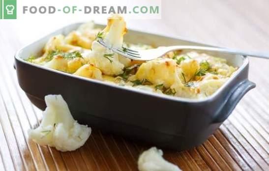 Zapiekanka z kalafiora z mięsem mielonym jest niezwykle przydatna. Najlepsze przepisy na zapiekanki kalafiorowe z mielonym
