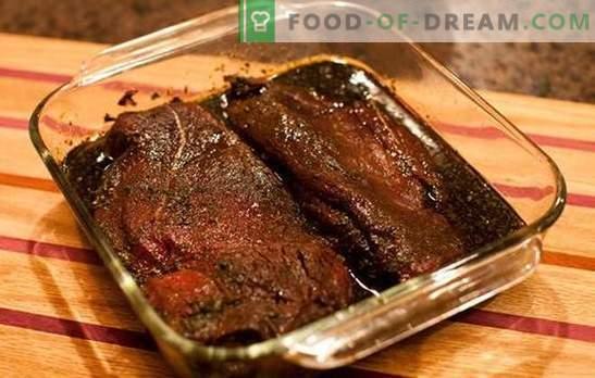 Pikantny, pikantny, pomidorowy - wybierz marynatę na wieprzowinę w sosie sojowym. Najszybsze marynaty sojowe do wieprzowiny