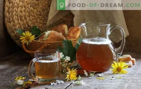 Szybki kwas chlebowy z kwasem cytrynowym - ugasić pragnienie! Przepisy proste, przystępne i szybkie kwas chlebowy z kwasem cytrynowym
