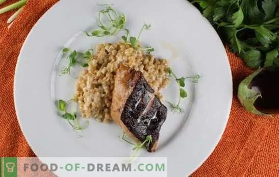 Stek Catfish w piekarniku jest smacznym i użytecznym dodatkiem do przystawki. Jak gotować steki sumowe w piekarniku z warzywami, ryżem, czosnkiem