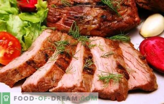 Pieczone mięso w wolnej kuchence - soczyste! Jak upiec mięso w wolnej kuchence: wieprzowina, wołowina, jagnięcina, kurczak