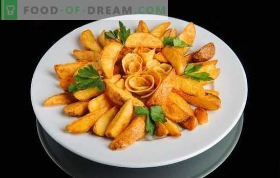Ziemniaki w stylu wiejskim w wolnej kuchence: z warzywami lub mięsem. Pyszna i szybka kolacja - ziemniaki w stylu country