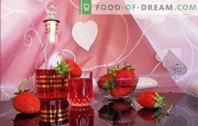 Jak zrobić domowej roboty wino truskawkowe? Romantyczna i pachnąca jagoda w truskawkowych przepisach na domowe wino