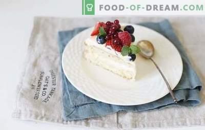Biszkopt z kremem to klasyczna sztuka ciastkarska. Najlepsze przepisy na biszkopt z kremem