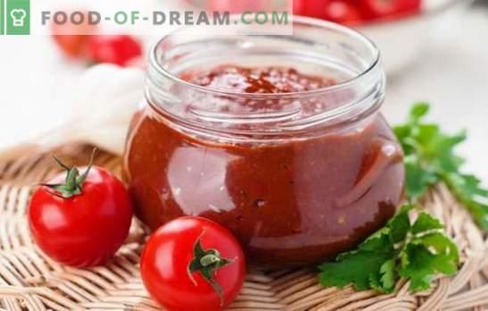 Pomidorų pasta lėtoje viryklėje: klasikinis, su daržovėmis ar aštriais. Kaip paruošti pomidorų pasta į lėtą viryklę žiemai