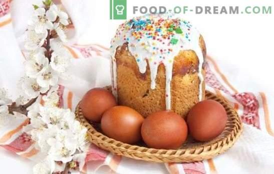 Kulichi na drożdżach - przygotowuje się na jasne wakacje. Przepisy na domowe ciasta wielkanocne z drożdżami, owocami kandyzowanymi, twarogiem i innymi