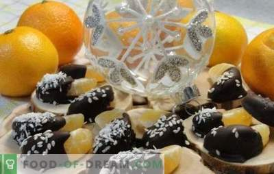 Szybkie i smaczne desery z mandarynkami