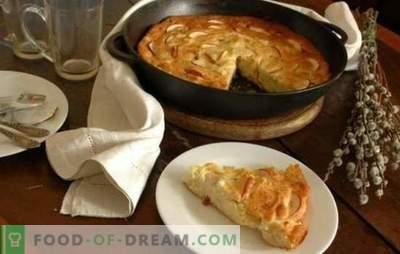 Zapiekanka z serami twarogowymi z jabłkami to niezwykłe śniadanie i zdrowe. Przepisy na zapiekanki z twarogu z jabłkami: dietetyczne i obfite