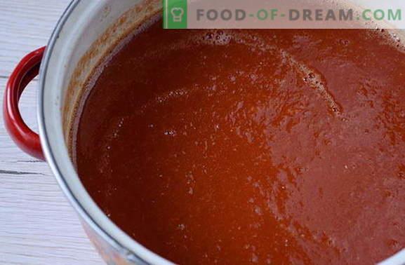 Unikalna receptura na naturalny domowy ketchup - zapisz, aby nie zapomnieć