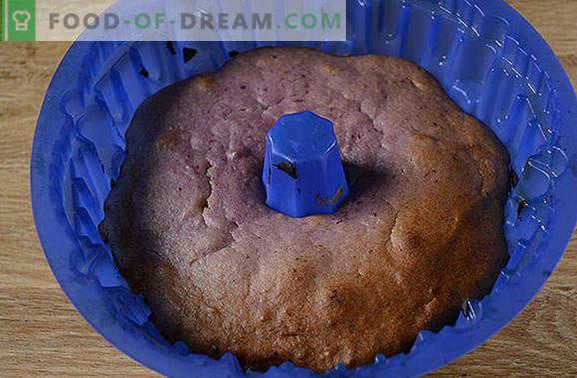 Pie na dżem: odmiana tematu chudych babeczek z mlekiem kokosowym. Autorski przepis na krok po kroku dla prostego ciasta na dżem