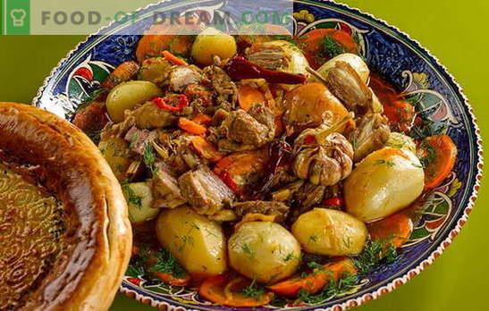 Ziemniaki z mięsem w kotle - nowy smak zwykłych potraw. Jak gotować ziemniaki z mięsem w kotle: przepisy krok po kroku