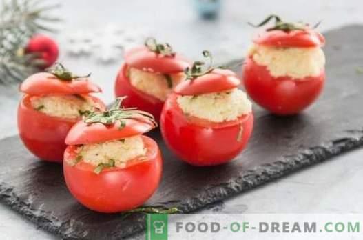 Co można szybko ugotować z pomidorów? Oferujemy smaczne przekąski, pierwsze i drugie dania w pośpiechu z pomidorów