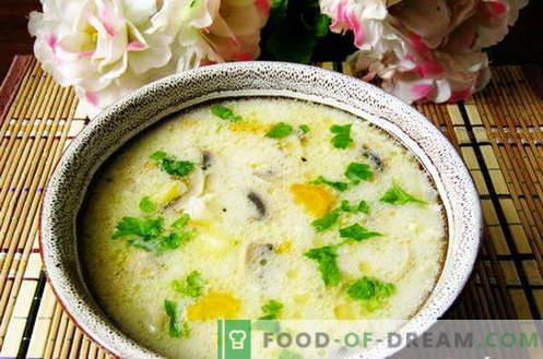 Zupy z ryżem - najlepsze przepisy. Jak prawidłowo i smacznie gotować zupę z ryżem.