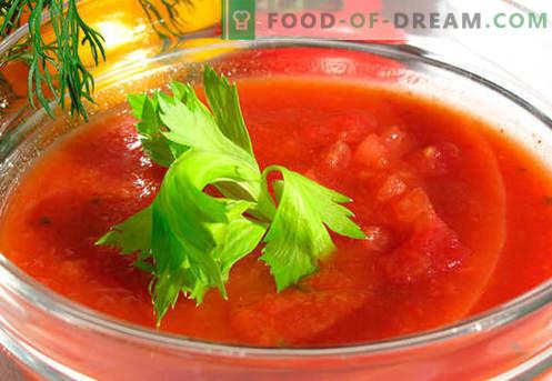 Gazpacho - sprawdzone przepisy. Jak zrobić gazpacho poprawnie i smacznie.