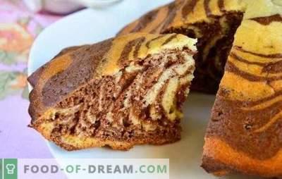 Przepis na szybkie ciasto na kefir - pyszne podstawy pieczenia kłopotów. Najlepsze przepisy na szybkie ciasto na kefir