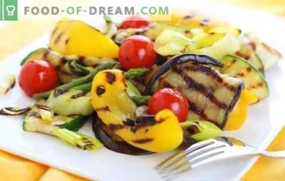 Marynata do warzyw - dajesz nowy smak! Przepisy różnych marynat na grillowane warzywa, grill i w piekarniku